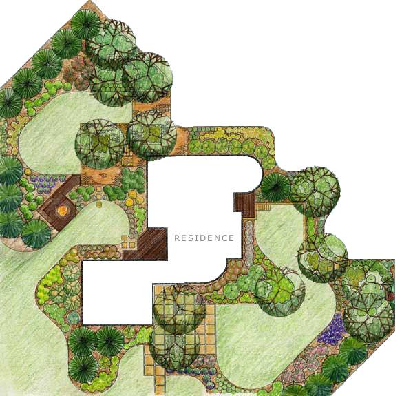 Blueline Landscape Design Image